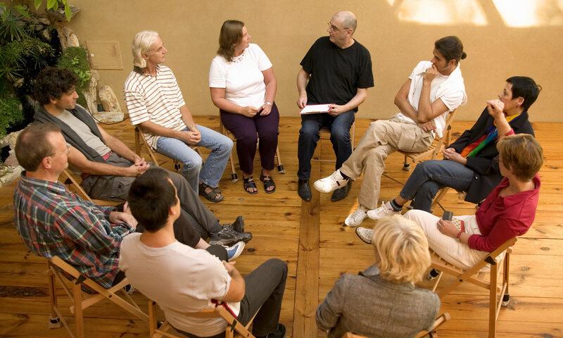 групова психотерапия