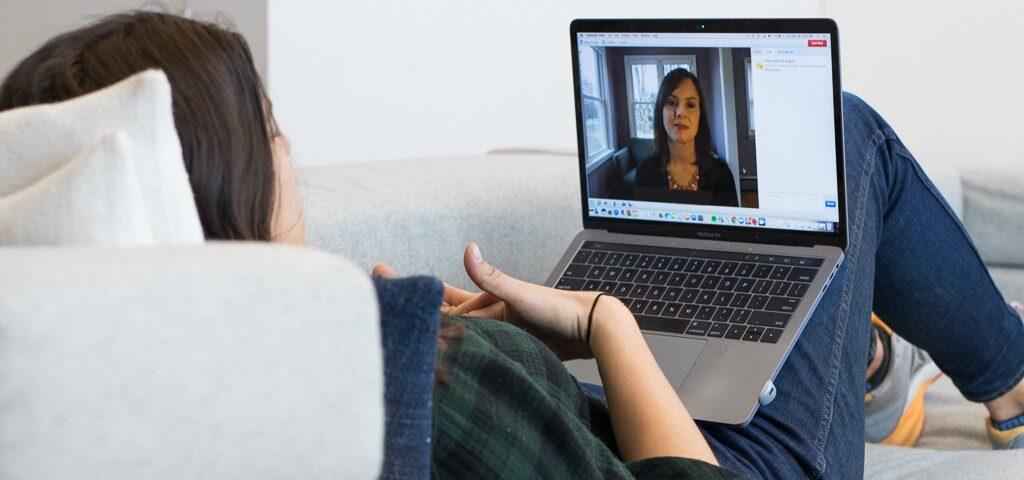 онлайн психотерапия